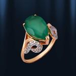 Золотое Кольцо Хризопраз