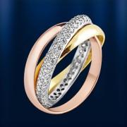 Золотое кольцо НЕРАЗЛУЧНИКИ