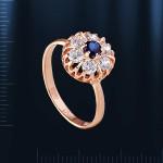 Золотое кольцо. Шпинель, циркон