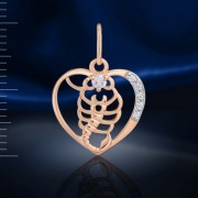 Скорпион Знак Зодиака Русское золото