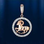 Овен Знак Зодиака Русское золото