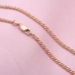 Русское золото Цепь и браслет панцирного плетения