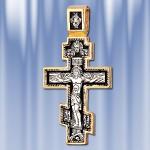 Православный Крест Распятие Христово Архангел Михаил