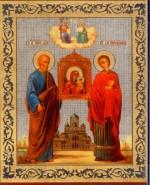 икона Пресвятой Богородицы «Избавительница»