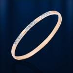 Золотое кольцо Неделька с бриллиантами