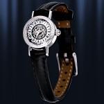 Серебряные часы женские Чайка