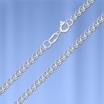Серебряная цепочка Лав
