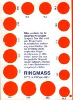 Размер Кольца Измеритель