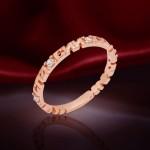 Кольцо оберег серебряное