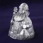 Колокольчик Мороз. Серебро