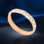 Золотое кольцо - оберег Спаси и сохрани