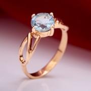 Золотое кольцо. Топаз