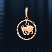 Телец Знак Зодиака Русское золото