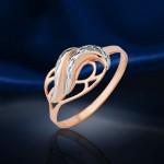 Кольцо из русского золота