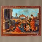 Икона Отдых на пути в Египет