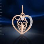 Рак Знак Зодиака Русское золото