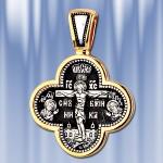 Православный Крест Валаамская Икона Пресвятой Богородицы