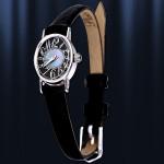 Чайка Женские серебряные часы