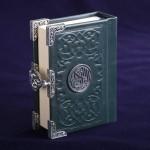 Коран Благородство. Кожа & Серебро