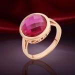 Золотое кольцо. Циркон