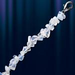 Ожерелье из лунного камня