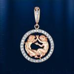 Близнецы Знак Зодиака Русское золото