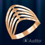Кольцо из русского золота 585