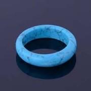 Кольцо из бирюзы Простое