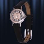 Женские серебряные часы Чайка