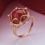 Золотое кольцо. Агат