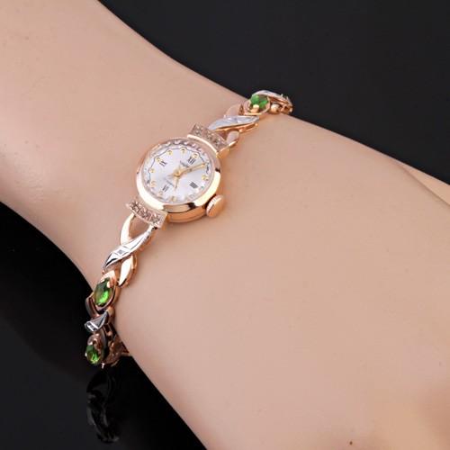 Браслеты на часы из золота фото