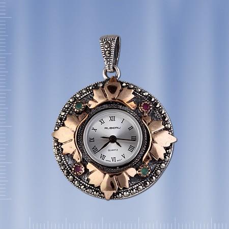 Часы кулон на цепочке серебряные купить купить часы ситизен со скидкой